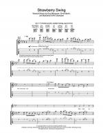 Strawberry Swing Sheet Music