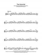 The Scientist Sheet Music