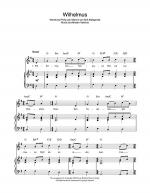 Wilhelmus (Netherlands National Anthem) Sheet Music