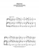 Maamme (Finnish National Anthem) Sheet Music