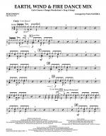 Earth, Wind & Fire Dance Mix - Percussion 1 Sheet Music