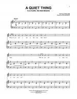 A Quiet Thing Sheet Music