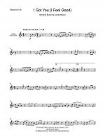 I Got You (I Feel Good) Sheet Music