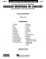Hannah Montana in Concert - Full Score Sheet Music