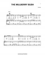 The Mulberry Bush Sheet Music