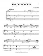 Tom Cat Goodbye Sheet Music
