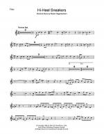 Hi-Heel Sneakers Sheet Music