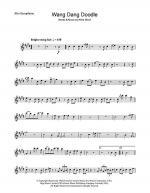 Wang Dang Doodle Sheet Music