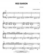 Red Baron Sheet Music
