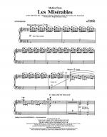 Les Miserables (Choral Medley) - Synthesizer Sheet Music