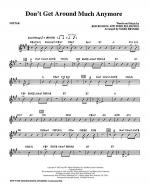 Don't Get Around Much Anymore - Guitar Sheet Music