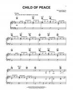 Child Of Peace Sheet Music