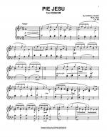 Pie Jesu Sheet Music