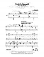 The Little Mermaid (Choral Highlights) Sheet Music