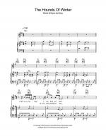 The Hounds Of Winter Sheet Music