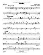 Spain - Trombone 3 Sheet Music