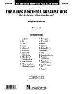The Blues Brothers Greatest Hits - Full Score Sheet Music