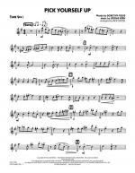 Pick Yourself Up - Tenor Sax 1 Sheet Music