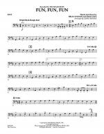 Fun, Fun, Fun - String Bass Sheet Music