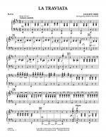 La Traviata - Piano Sheet Music