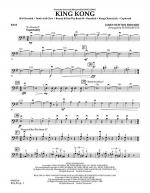 King Kong - String Bass Sheet Music