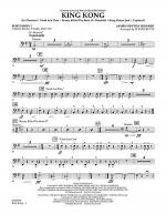 King Kong - Percussion 2 Sheet Music