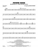 Power Rock - Percussion Sheet Music