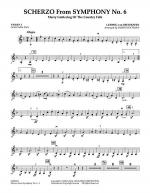 Scherzo (from Symphony No. 6) - Violin 3 (Viola T.C.) Sheet Music