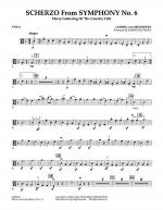 Scherzo (from Symphony No. 6) - Viola Sheet Music