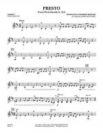 Presto (from Divertimento, K.113) - Violin 3 (Viola T.C.) Sheet Music