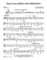 Music from Pride & Prejudice - Violin 3 (Viola T.C.) Sheet Music