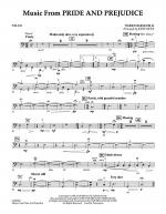 Music from Pride & Prejudice - Cello Sheet Music