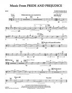 Music from Pride & Prejudice - String Bass Sheet Music