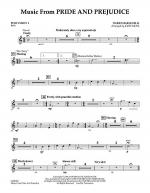 Music from Pride & Prejudice - Percussion 1 Sheet Music