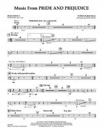 Music from Pride & Prejudice - Percussion 2 Sheet Music