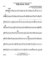Tijuana Taxi - String Bass Sheet Music
