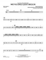 We've Only Just Begun - Percussion 1 Sheet Music
