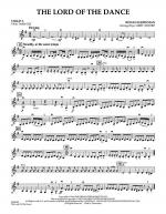 Lord Of The Dance - Violin 3 (Viola T.C.) Sheet Music