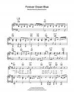 Forever Ocean Blue Sheet Music