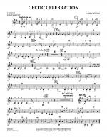 Celtic Celebration - Violin 3 (Viola Treble Clef) Sheet Music