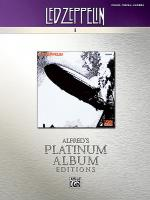 Led Zeppelin --Led Zeppelin Platinum Sheet Music