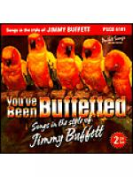 You've Been Buffetted: Songs in the style of Jimmy Buffett (Karaoke) (Karaoke CD) Sheet Music