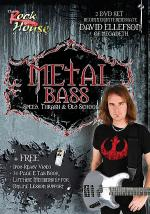 David Ellefson of Megadeth - Metal Bass Sheet Music