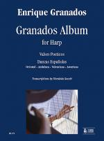 Granados Album Sheet Music