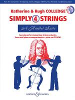 A Handel Suite Sheet Music
