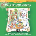 Classroom Music for Little Mozarts -- Student CD, Book 3 Sheet Music
