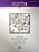 Led Zeppelin -- III Platinum Sheet Music