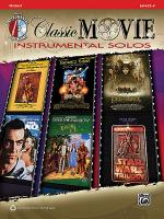 Classic Movie Instrumental Solos Sheet Music