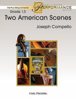 Two American Scenes Sheet Music