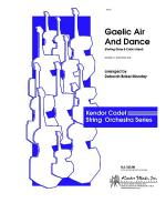 Gaelic Air And Dance (Parting Glass & Collin's Reel) Sheet Music